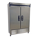 Nor-Lake GR49SSS/0 Grand Refrigerator, Two Doors, 49 Cubic Ft.