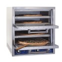 Countertop Electric Pizza Oven Double Oven, Standard Hearth