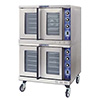 Baker's Pride GDCO -Convection Oven, Double Stack, Gas or Electric