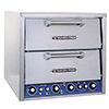 Countertop Electric Dual-Chamber Oven