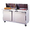 Sandwich Table - Front Breathing Mega-Top Two Doors, 17.1 Cu. Ft.