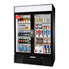 "MarketMax Dual Temp Merchandiser - 10 Shelves, 49 Cu. Ft., 53""W"