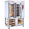 Mini Rotating Rack Oven with Stand - Gas