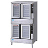 """Double Stack, Electric Convection Oven - Deep Depth, 38-1/4""""W"""