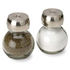 Orbit Salt and Pepper Shakers - Rounded