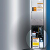 Ice Machine Cleaner System - For Manitowoc Q-Series Ice Machines