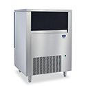 Manitowoc BG-0260A Big Shot Large Gourment Cube Ice Machine with 143 lb. Bin