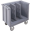 Dish and Tray Caddy - Adjustable