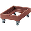Milk Cooler Crate Dolly Single Unit, 350 lb. Capacity