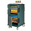 """Ultra Camcart For Food Pans - 28-1/8""""Wx32-1/4""""Dx53-1/4""""H"""