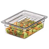 Food Pan Cover with Handle Half-Size Camwear Pans