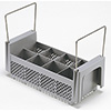 8 Compartment Flatware Basket