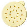 Shaker Lid for Cheese - Case of 12