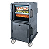 """Camcarrier UPC Capacity 16 Trays-4"""" with Heavy Duty Casters"""