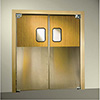 "Medium Duty Impact Traffic Door - Double, 72""W"