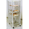 "Economy Bakery Rack Cover, 62""H"