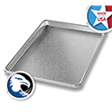 Chicago Metallic 40947 Display Pan, 16 GA, Silver Finish