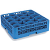 Opticlean Carlisle RW20-114 Glass Rack With 2 Extenders