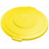 Flat Lid for Round Bronco Waste Container 269-603