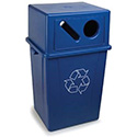 Carlisle Waste Container Kit - 56 Gallon, Lid Included