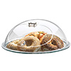 "Dome Lift and Serve Food Cover, 12""Diam."