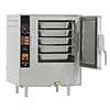 Connectionless Countertop Steamer - Gas, 5 Pan Capacity, 60000 BTU