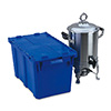 Vollrath 52648 - Tote 'N Store Chafer Boxes