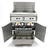 High Efficiency Fryer Battery - Standard System, With Footprint Pro Filtration