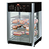 Hot Food Display Cabinet - Humidified 4-Shelf Rack
