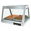"""Heated Display Case - Holds (2) 12""""Wx20""""D Pans"""