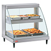 """Hatco GRCDH-3PD - Humidity Controlled Hot Food Display Case, 32-1/2""""W"""