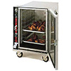 "Heated Holding Cabinet - Half-Height Holds (9) 18"" Wide x 26"" Deep bun pans"