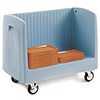 Metro SSD16 Dish and Tray Cart - Side-Load