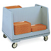 Metro SSD16 Dish and Tray Cart - Double Side Load