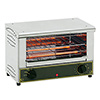 Electric Cheesemelter - Open Front One Rack
