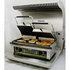 Countertop Equipment Ventilation System - For Toasters and Panini Grills
