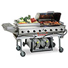 """Cutting Board for Magicater Commercial Outdoor Gas Grills 60""""Wx7""""D"""