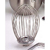 Stainless Steel Wire Whip for 60 Quart Commercial Mixers