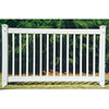 Traditional Style Upscale Portable Event Fencing