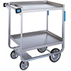 Utility Cart - Heavy Duty, 2 Shelves, 700 lb. Capacity