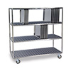 "Lakeside 848 - Stainless Steel Drying Rack for Sheet Pans, 63-1/2""W"