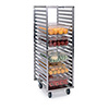 "Lakeside 166 - Stainless Steel Box and Steam Table Pan Rack, 26-1/4""W"