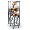 "Lakeside 8900 - Extreme Duty Stainless Steel Roll-In Rack, 26-1/2""W"