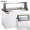 Ice Cream Dipping Cabinet 9.6 Cu. Ft. Capacity