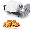 Spiral Cut Motorized Potato Cutter