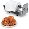 Wavy Ribbon Cut Motorized Potato Cutter