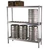 Keg Stacker 6 Keg Capacity