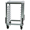 """Slicer/Mixer Stand - 37""""H, Holds (8) 18""""x26"""" Pans"""