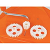 Replacement Gear Set for Salad Spinner 409-006 or 409-007