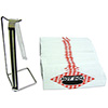 "Benchmark USA 66001 - Hotdog Starter Kit with 9"" Tong and 100 Bags"